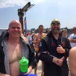 HITtheWALL training weekend swimmers