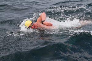 Keith Garry Testimonial Swim