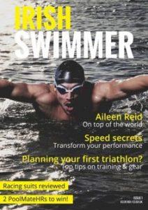 irish swimmer infinity media references