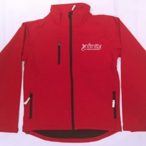Infinity Soft Shell Jacket Front
