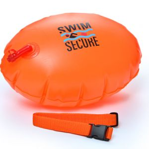Infinity Channel Swimming Swim Secure Tow-float